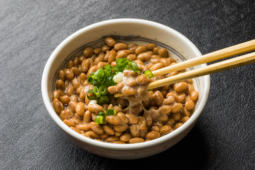 Bowl of Natto