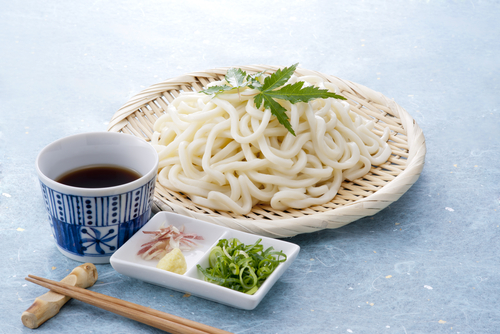 Meal with Udon Noodle