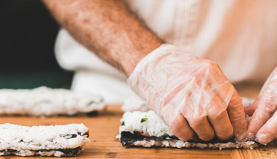 How to Prepare Sushi