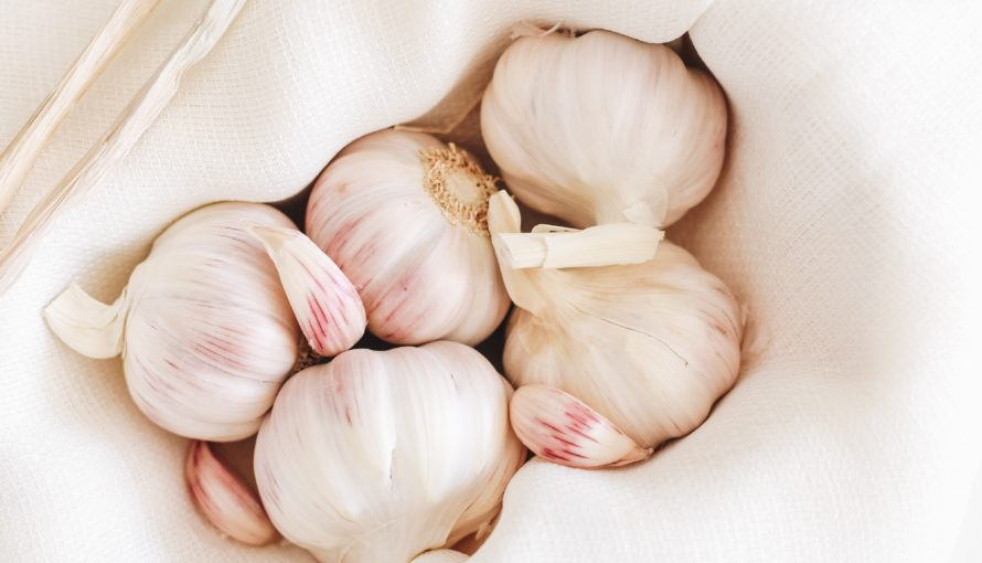 Getting Rid of Garlic Smell from Hands